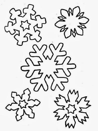 Letras De Nieve Seca Decoradas
