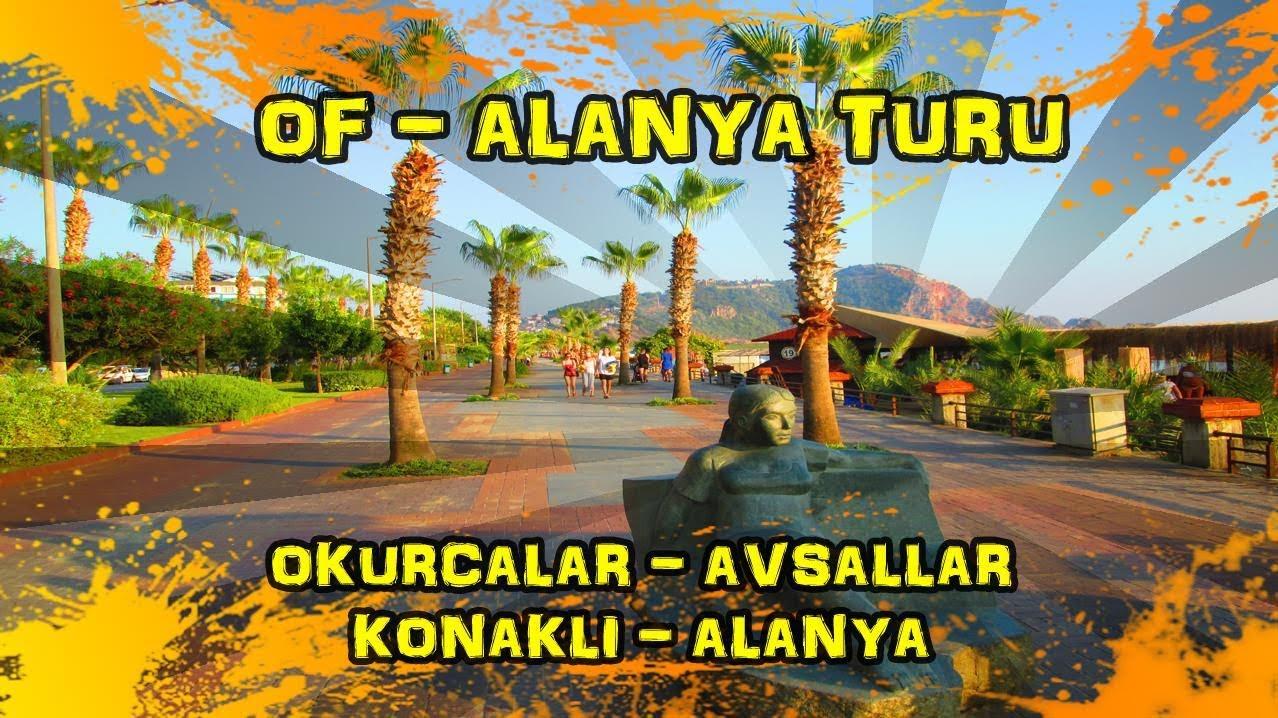 2019/09/28 Okurcalar ~ Avsallar ~ Konaklı ~ Alanya