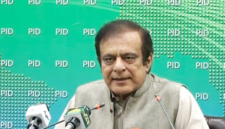 Shibli Faraz requests that resistance support govt in its measures against infection