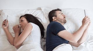 Efectos de la infidelidad virtual