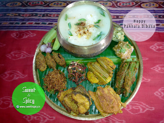 A Bowl Of Pakhala - The Ultimate Treat For Summer Bliss