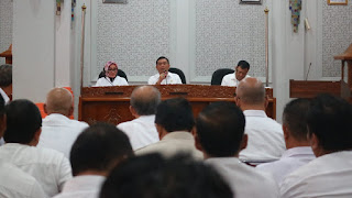 Wali Kota Cirebon Minta 2020 SKPD Gali Potensi Wisata Dan Maksimalkan Penyerapan