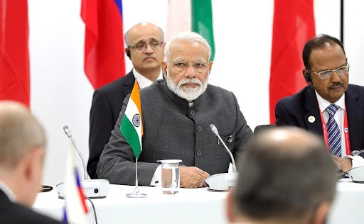 India - China Tension: PM Modi Holds Meeting with NSA Ajit Doval and CDS Bipin Rawat.
