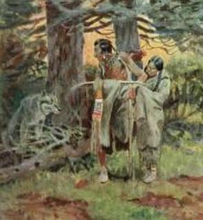 Download Indian Old-man stories 1920
