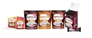 Makro lança linha M&K de cafés e cappuccinos
