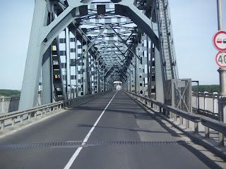 Нов мост над Дунав