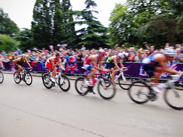 Men's triathlon at the London 2012 Olympic Games