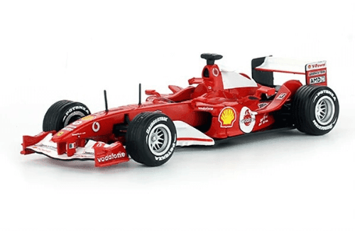 Ferrari F2004 2004 Rubens Barrichello f1 the car collection