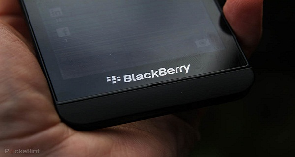 Leaked picture of the back door to the BlackBerry Aristo Series A