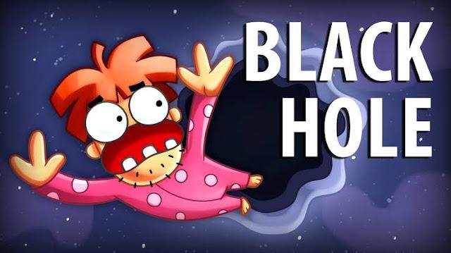 BLACK HOLE - A UNSOLVED MYSTERY