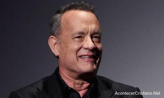 Tom Hanks habla de su fe en Dios