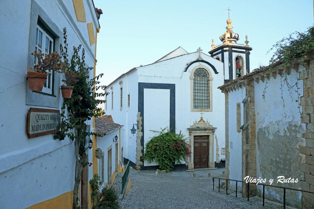 Iglesia de San Pedro, Óidos
