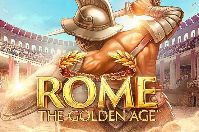 ULASAN SLOT NETENT ROME THE GOLDEN AGE
