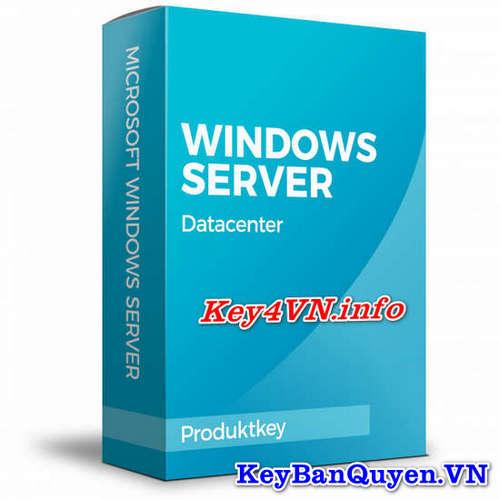 Mua bán key bản quyền Windows Server 2016 Datacenter .