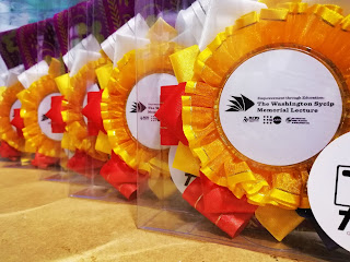 Multiple Filipino Leis in Acetate Boxes ready for Delivery to Metro Manila, Philippines