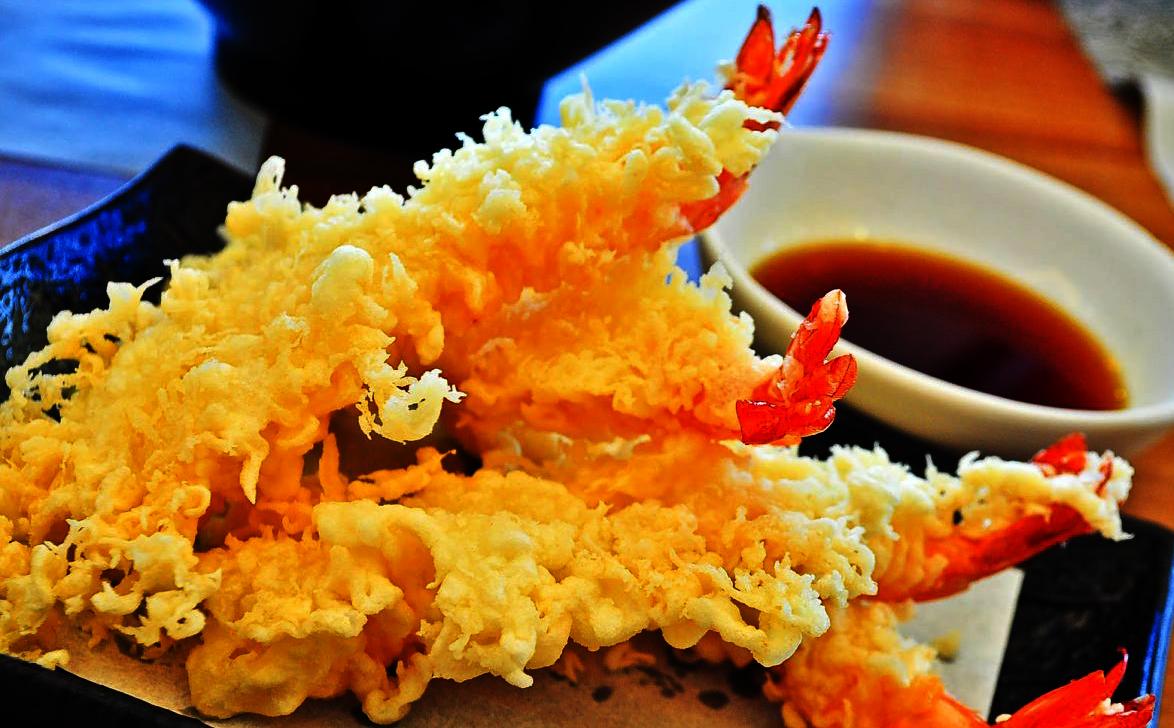 Resep Udang (Tempura) Nori Khas Jepang - Kuliner Corner