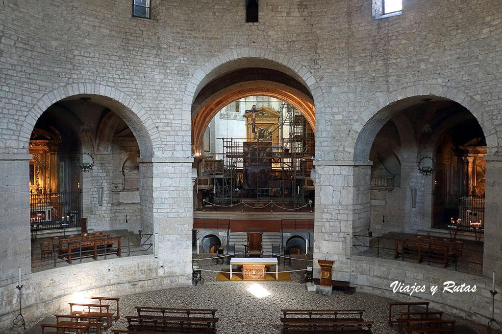 Catedral vieja de Brescia