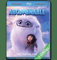 UN AMIGO ABOMINABLE (2019) 1080P HD MKV ESPAÑOL LATINO