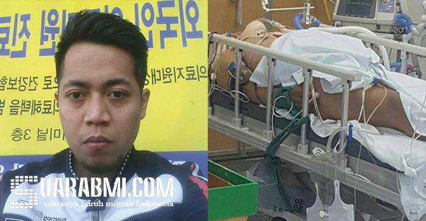 BMI Korea Meregang Nyawa Karena Terkena Pecahan Batu Akibat Ledakan Bom