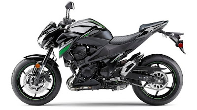 All New 2016 Kawasaki Z800 ABS side Image
