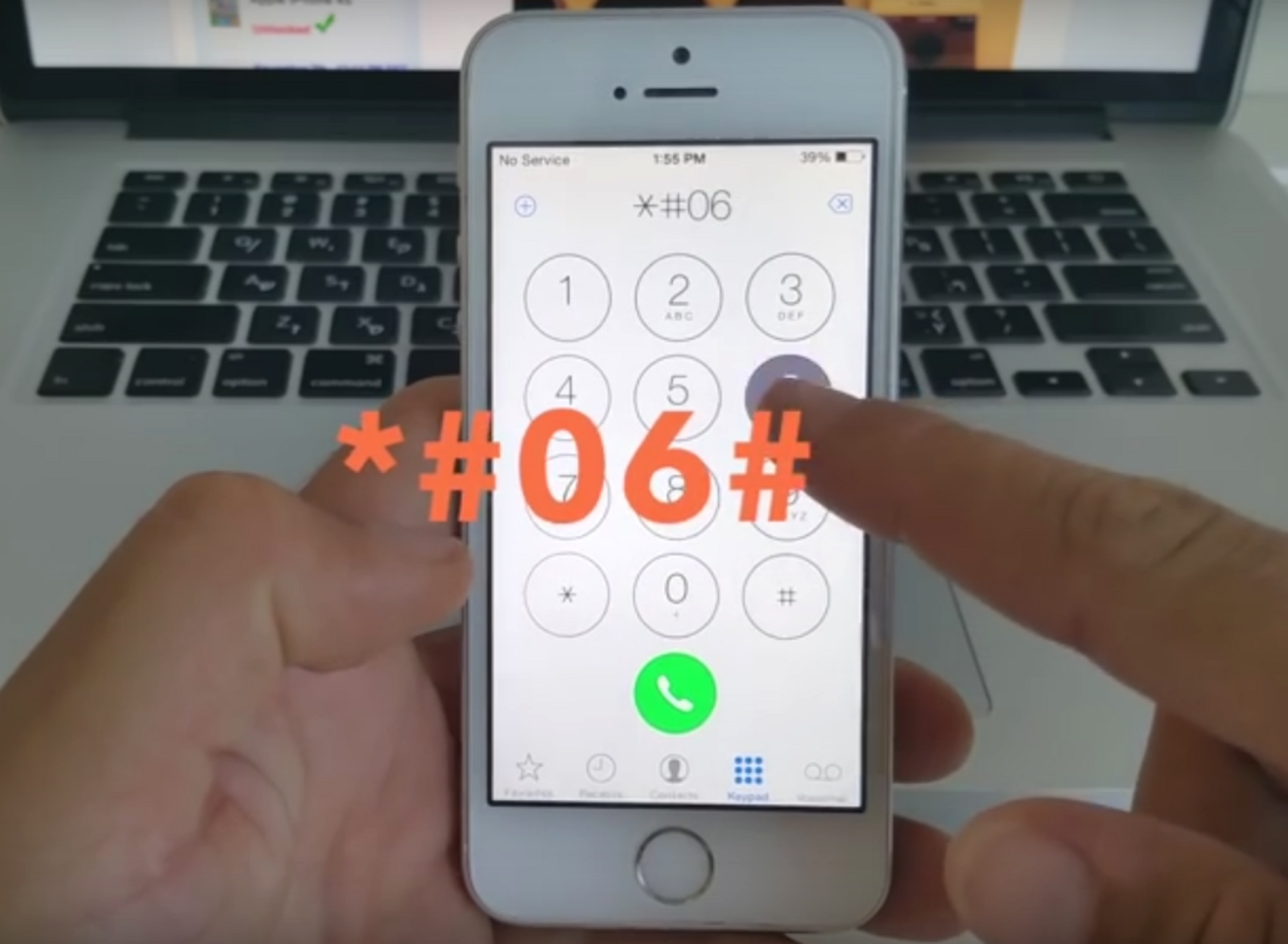 How to Unlock iPhone 6 Network  Manual and Tutorial