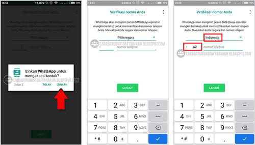 Cara Membuat 2 Akun Whatsapp Dalam 1 Hp Tanpa Aplikasi