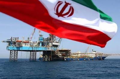 minyak dan gas iran