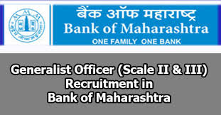 Bank of Maharashtra Recruitment for Generalist Officers in Scale-I and Scale-III Apply Online @bankofmaharashtra.in /2019/12/Bank-of-Maharashtra-Recruitment-for-Generalist-Officers-in-Scale-I-and-Scale-III-Apply-Online-at-bankofmaharashtra.in.html