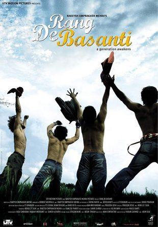 Rang De Basanti 2006 BRRip 720p Dual Audio In Hindi English