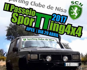 NISA: PASSEIO TT - JIPES DO SPORTING