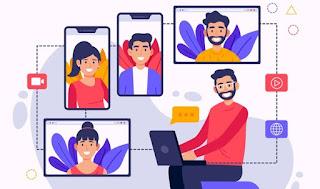 5 Tips Konferensi Video Kelas Daring Dengan Aplikasi ZOOM