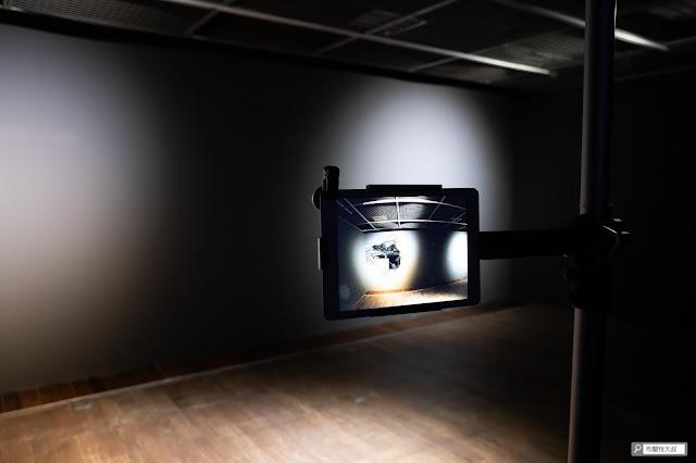 【大叔生活】來台北當代藝術館,更新一下你的藝術敏銳度! - 陶亞倫的幻滅系列利用了 AR 擴增實境技術來創作