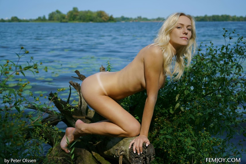 [FemJoy] Vika P - Kissable sexy girls image jav