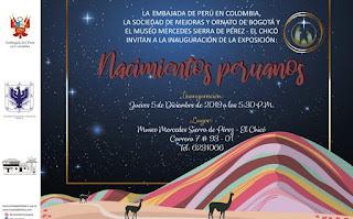 EXPOSICIÓN de PESEBRES en el Museo del Chicó