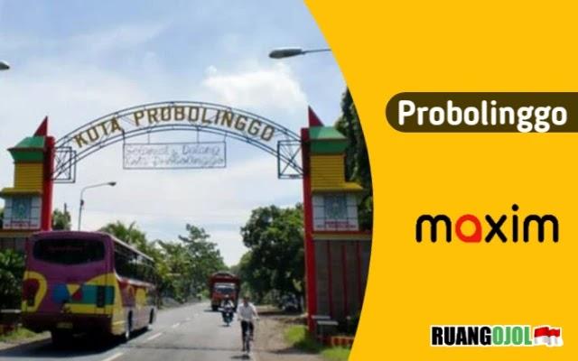 maxim probolinggo