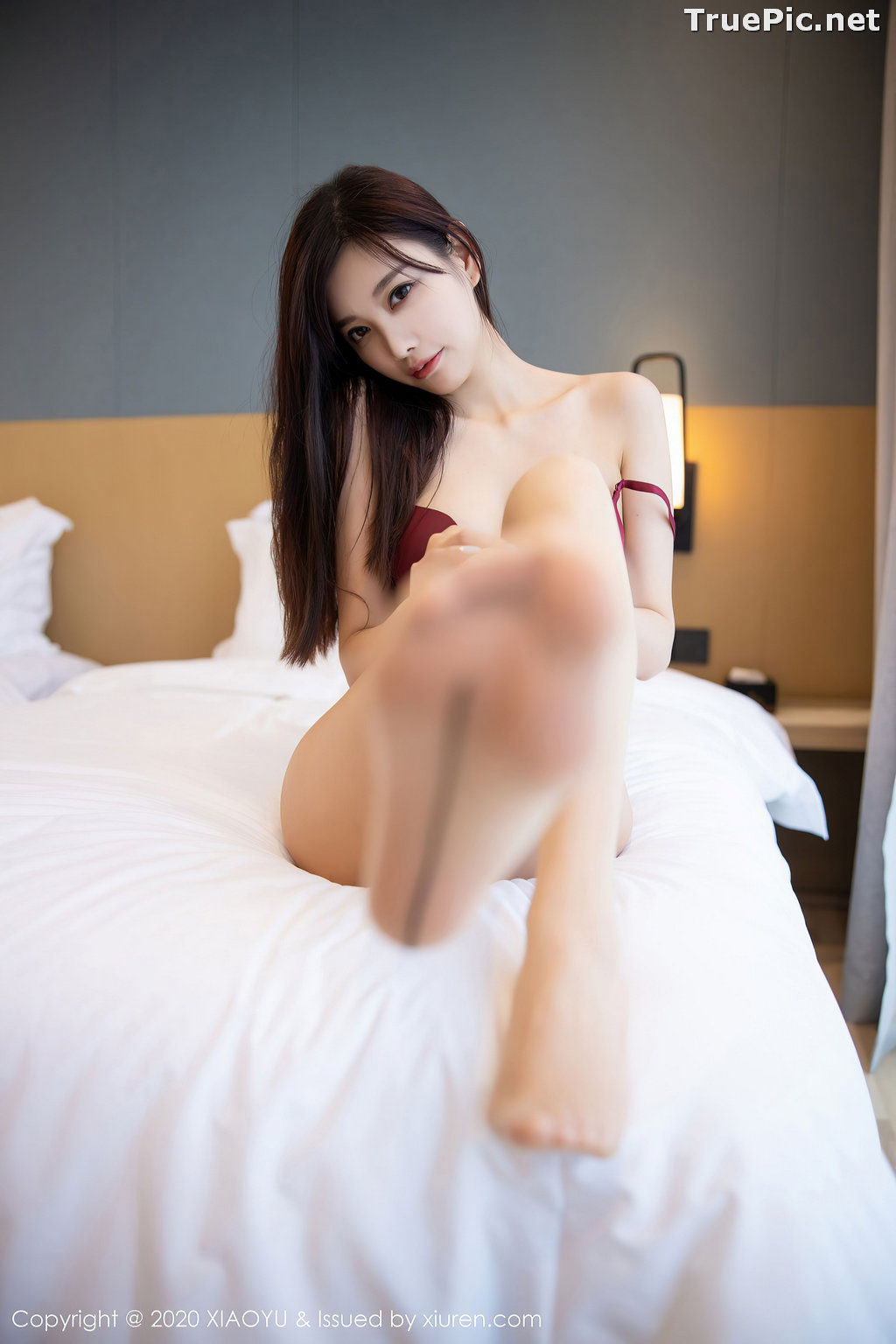 Image XiaoYu Vol.414 - Chinese Model - Yang Chen Chen (杨晨晨sugar) - Sexy Fitness Girl - TruePic.net - Picture-46