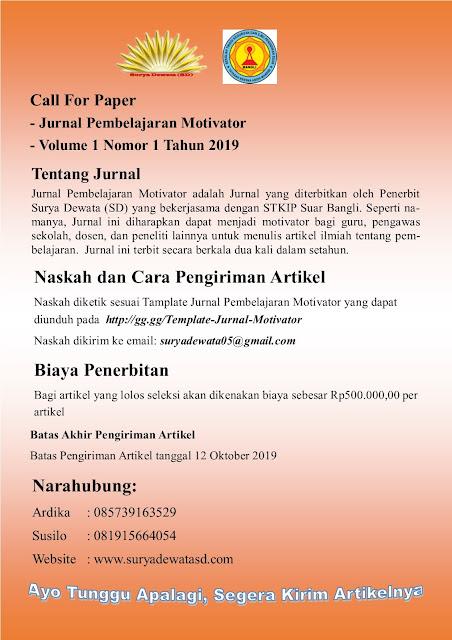 Jurnal Ber ISSN