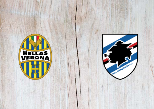Hellas Verona vs Sampdoria -Highlights 5 October 2019
