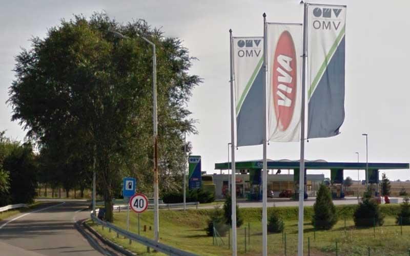 OMV Petrol Backa Topola (Belgrad Yönü)