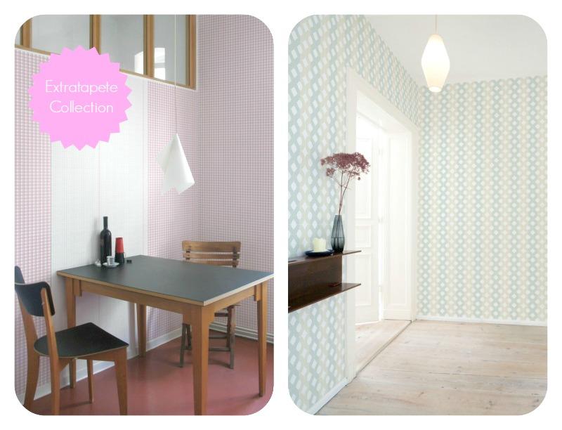 pastelowe ściany