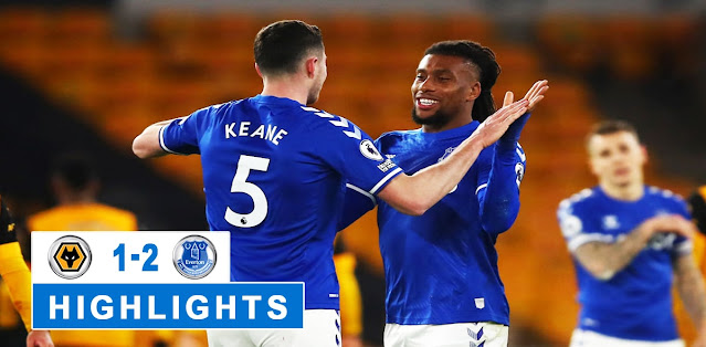 Wolverhampton Wanderers vs Everton – Highlights