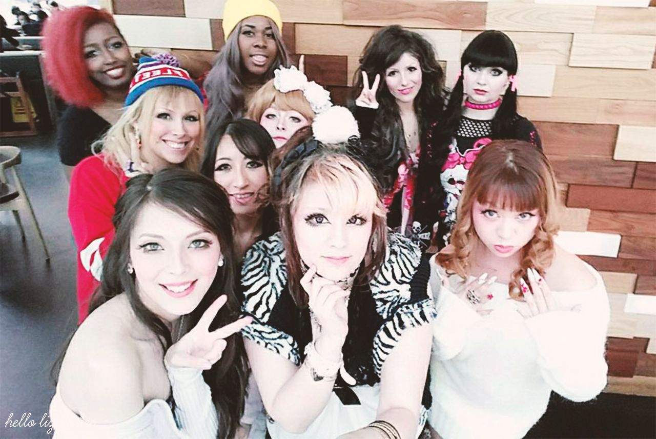 uk gyaru meet