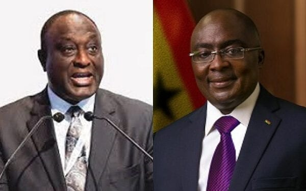 NPP Places 'Ban' on Alan, Bawumia; Official Statement Issued -Check Out