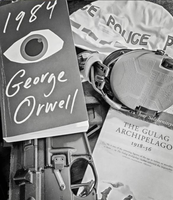 1984 book gulag