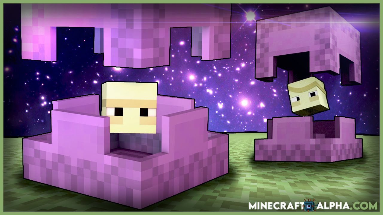 Minecraft fully automated shulker farm