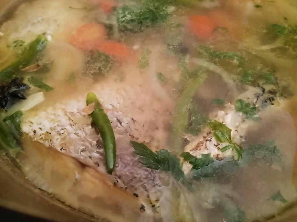 Resepi Sup Ikan Jenahak Mudah dan Senang
