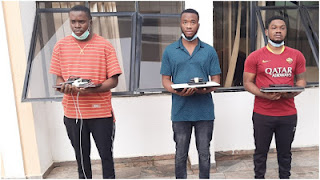 EFCC arrests suspected internet fraudsters in Abuja