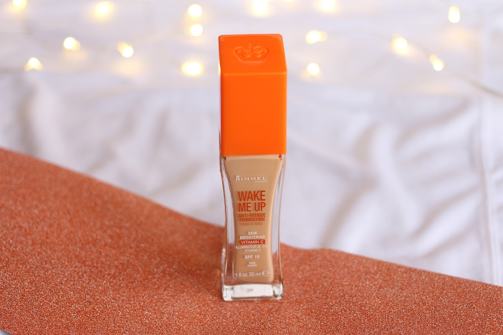 Rimmel Wake Me Up Foundation Review
