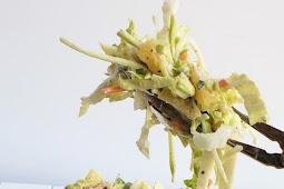 Easy Salad  Pineapple Coleslaw