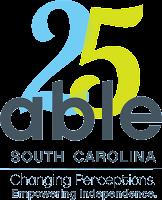 AbleSC25 logo